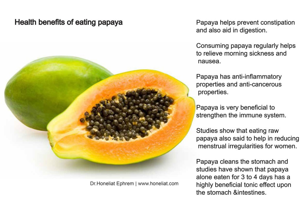8 Reasons to Add Papaya to Your Diet ASAP
